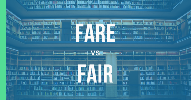 fare vs fair the correct way to use each queens ny english society